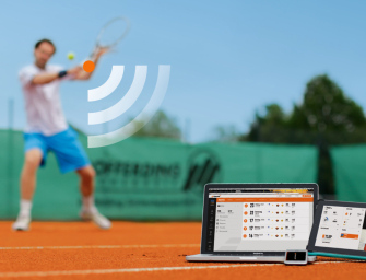 Babolat Play im tennis MAGAZIN-Test: Chip and Charge