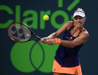 Kerber scheitert in Miami an Venus Williams