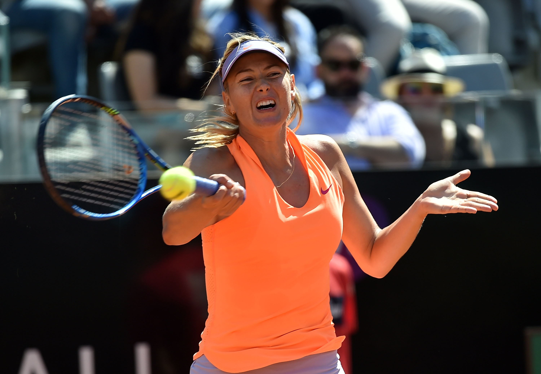 Nur Show? Maria Sharapova steht sinnbildlich für die stöhnende Tennisspielerin.