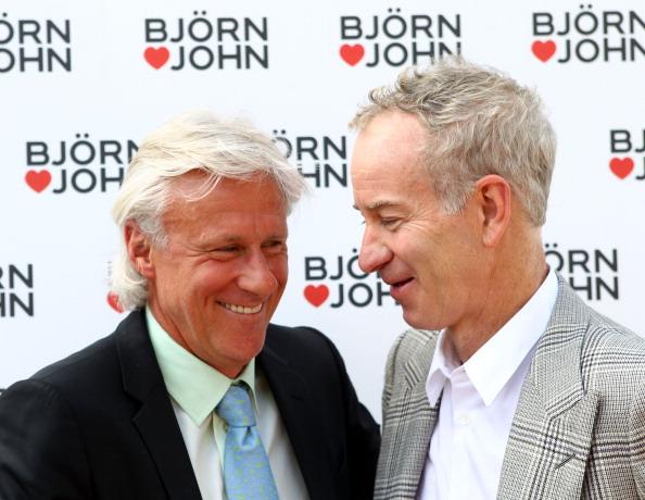 """Borg & McEnroe: """"Wir waren wie Feuer und Eis"""""""