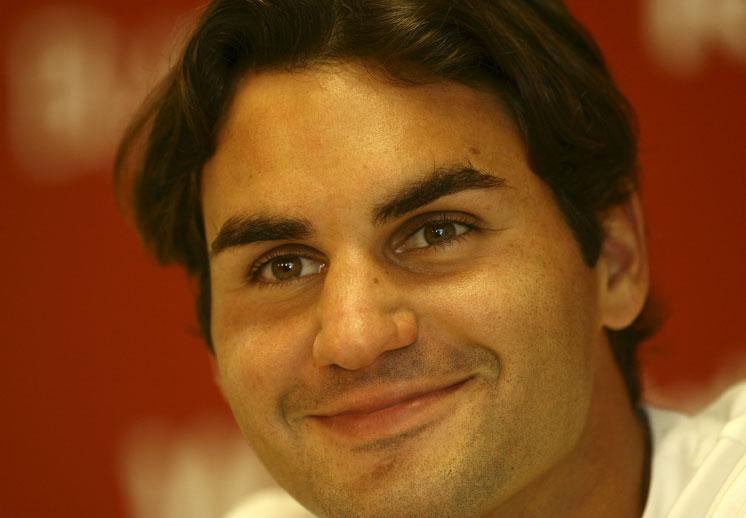 """Roger Federer: """"Schlafen ist Luxus"""""""