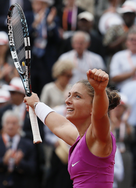 Sara Errani: Überraschungsfinalistin der French Open