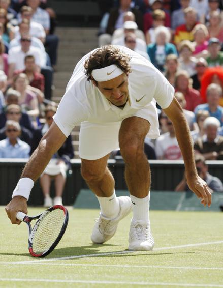 """Roger Federer: """"Über mich wird viel gemunkelt"""