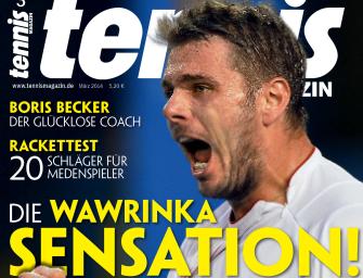 März 2014: Die Wawrinka-Sensation