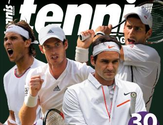 Juli 2014: Wimbledon – 30 Seiten Vorschau auf das Grand Slam-Highlight des Jahres