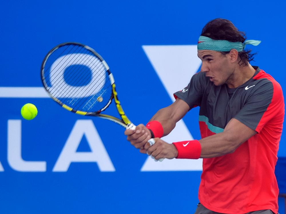 Einstand Tennis