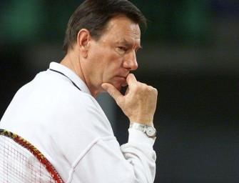 Serben holten Pilic ins Daviscup-Team