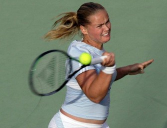 Grönefeld nimmt Pause von der WTA-Tour