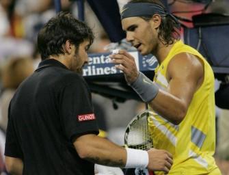 Nadal nach Aufgabe Tipsarevic in der dritten Runde