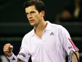 Henman verabschiedet sich von der ATP-Tour