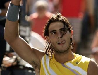 Nadal nimmt die Hürde Tsonga souverän