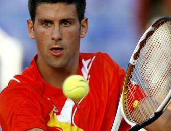 Djokovic sorgt bei US Open weiter für Furore