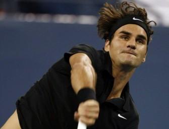 Federer bleibt in New York auf Kurs