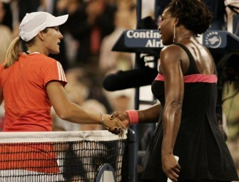 Serena Williams kein Prüfstein für Henin