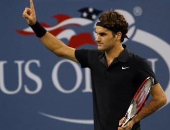 Federer auch von Roddick nicht zu stoppen