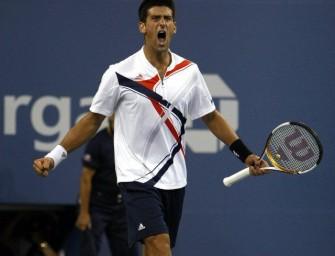 Djokovic löst Ticket für Masters-Cup