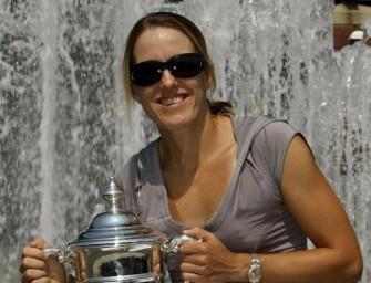 Justine Henin nimmt nicht an China Open teil