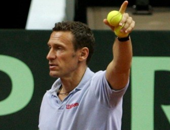 Optimismus bei Davis Cup-Teamchef Kühnen