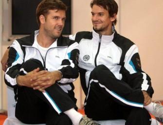 Daviscup-Hoffnungen ruhen auf Newcomer Petzschner