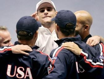 USA zieht ins Davis-Cup-Finale ein