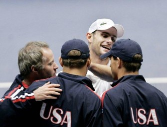 Davis-Cup-Finale steigt in Portland