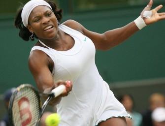 Serena Williams zieht in Moskau ins Finale ein