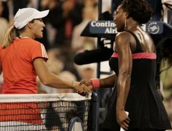 Serena Williams schlägt beim WTA-Saisonfinale auf