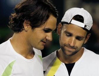 Kiefer beißt sich an Federer die Zähne aus