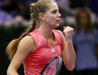 Tschakwetadse komplettiert Masters-Halbfinale