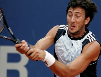 Tennisprofi di Mauro soll illegal gewettet haben