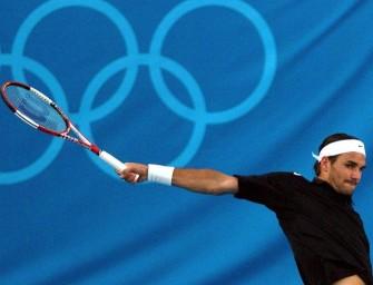 Federer will Medaille in Peking