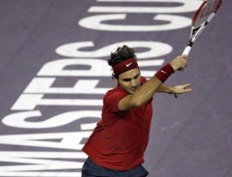 Federer triumphiert bei Saisonfinale in Schanghai