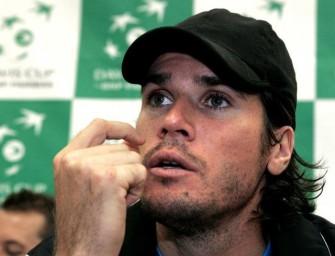 Davis-Cup-Team ohne verletzten Haas gegen Südkorea