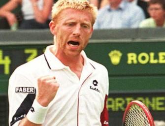 Tennis-Legende Boris Becker wird heute 40