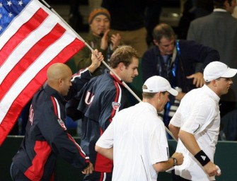 USA gewinnen zum 32. Mal den Davis Cup