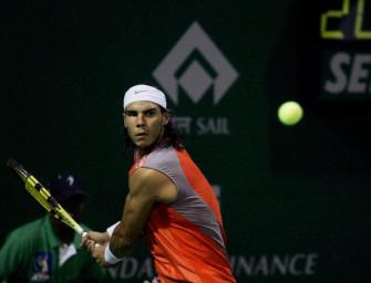 Debakel für Nadal im Chennai-Finale