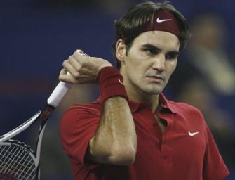 Eidgenossen müssen vorerst auf Federer verzichten