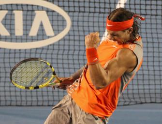 Nadal mit Mühe, Murray schon draußen