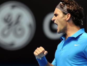 Blake fordert Federer im Viertelfinale