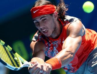 Nadal zieht ohne Satzverlust ins Halbfinale ein