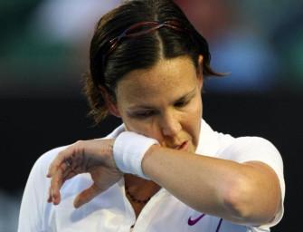 Davenport tritt im Fed-Cup gegen Deutschland an