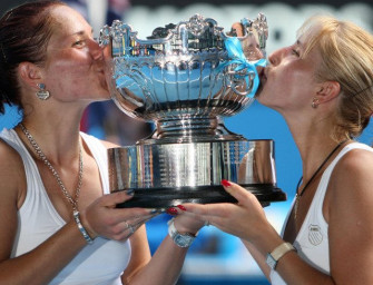 Bondarenko-Schwestern gewinnen Doppel-Konkurrenz