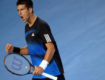 Djokovic schlägt Federer im Halbfinale