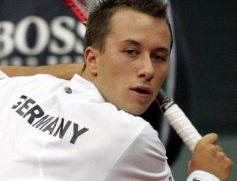 Kohlschreiber und Mayer führen Davis-Cup-Team an