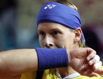 Dauerverletzter Johansson beendet seine Karriere