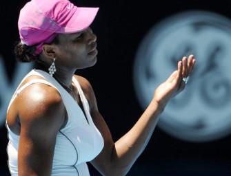 Verletzte Serena Williams fehlt in Paris