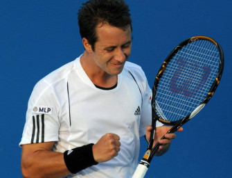 Kohlschreiber vor Davis Cup zuversichtlich