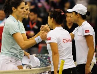 Frankreichs Fed-Cup-Team erhebt Einspruch bei ITF