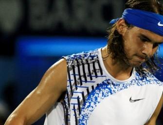 Auch Nadal muss in Dubai die Koffer packen
