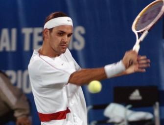 Pfeiffersches Drüsenfieber bremste Federer